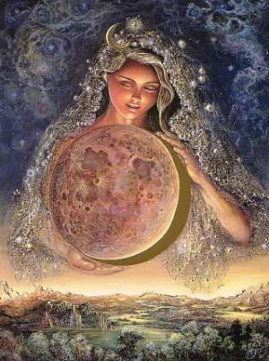 Her Majesty the Moon Goddess